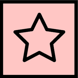 coral star